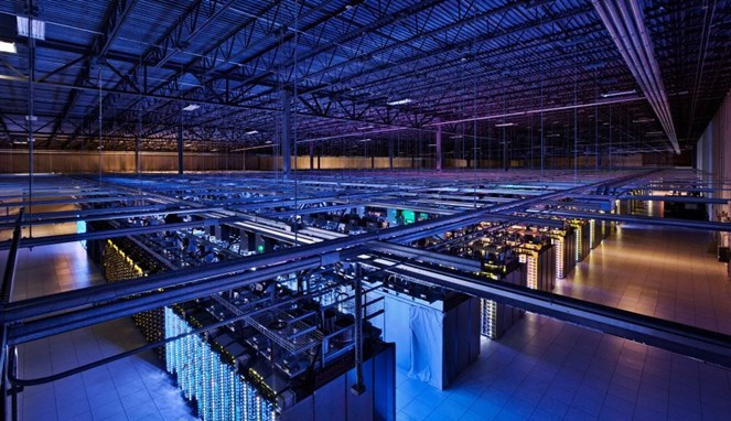 1 1 - Seperti Apakah Data Center Google ?
