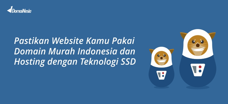DomaiNesia Web Hosting Murah Indonesia