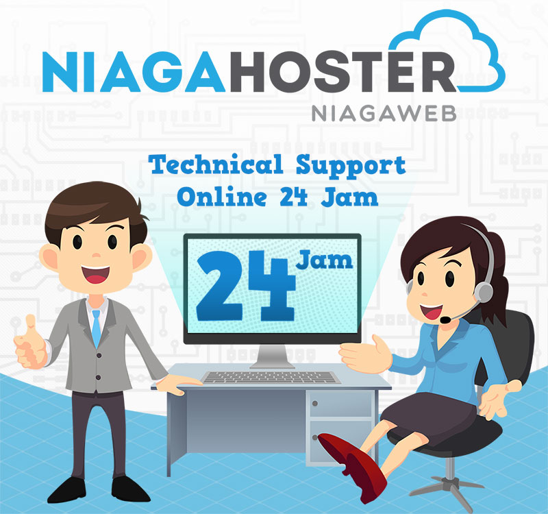 Niagahoster - Support