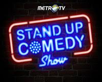 Belajar Stand Up Comedy