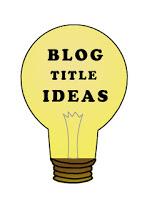 Tips Mencari Nama Blogg Anda
