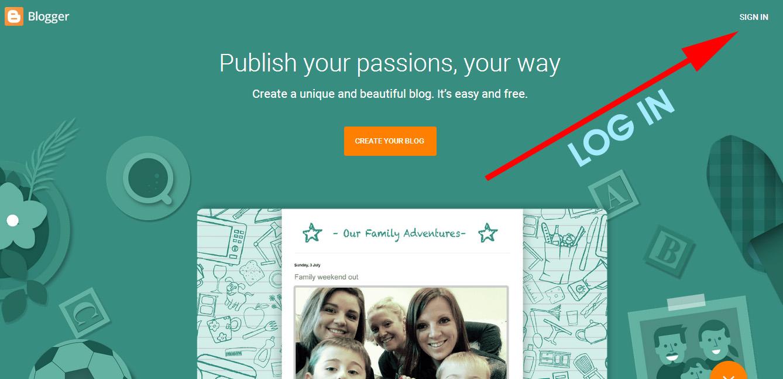 Cara Mengganti Template Hasil Download untuk Blogspot 1
