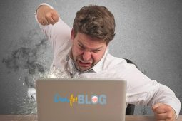 4 Hal Yang Bisa Membuat Blogger Frustasi