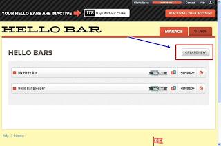 Cara Meningkatkan Page View Dengan Hellobar
