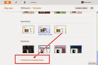 Cara Membuat Mesin Pencari Ebook dengan Blogspot