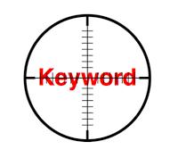 Cara Jitu Menembak Keyword