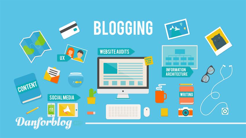 Tips Untuk Memulai Blog Pertama Anda