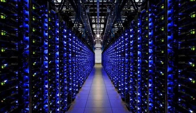 Seperti Apakah Data Center Google 4