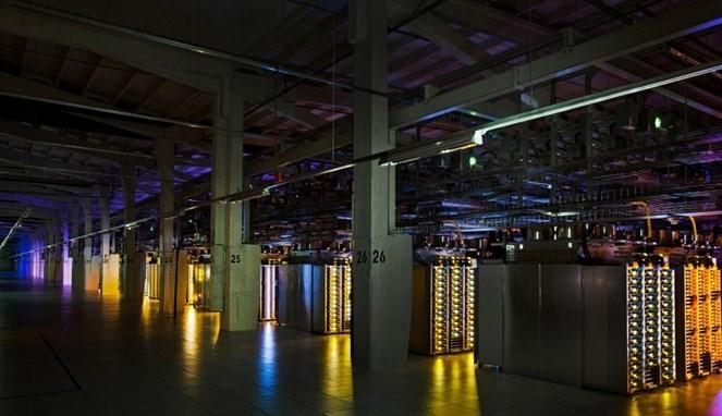 Seperti Apakah Data Center Google 9