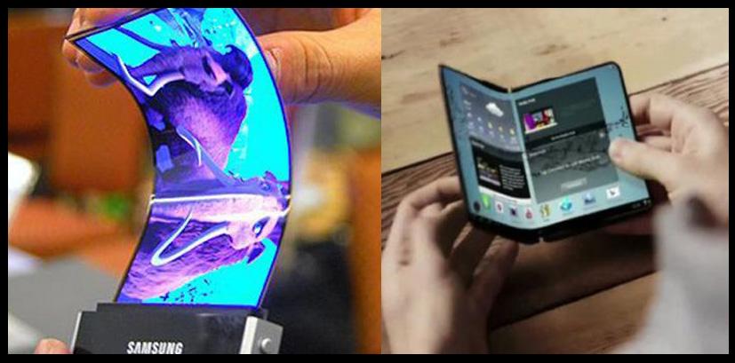 Samsung Akan Rilis Dua Smartphone Yang Bisa Dilipat Tahun 2017