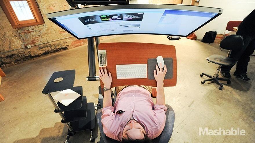 Kursi Unik Yang Akan Membuat Anda Nyaman Bekerja Di Depan Komputer