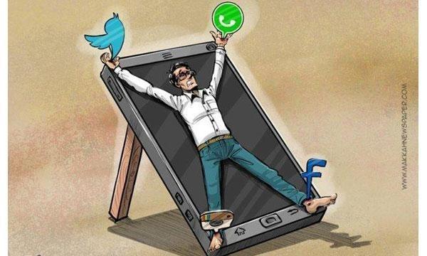 Kita Sekarang Adalah Hamba Media Sosial 4