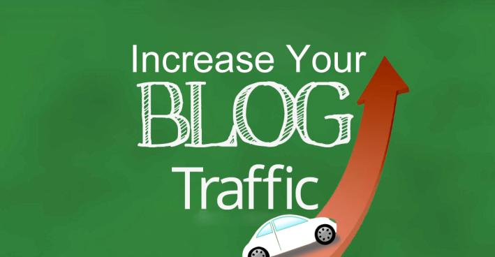 Tips Untuk Meningkatkan Jumlah Trafik Blog