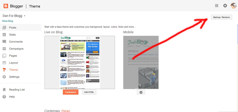 Kustomisasi Blockquote Pada halaman Edit HTML