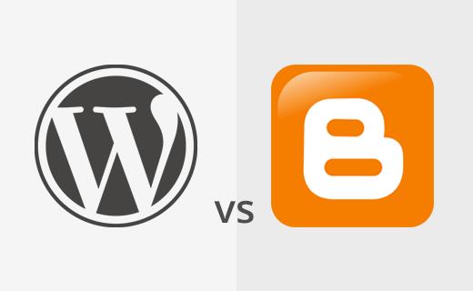 WordPress atau BlogSpot: Mana yang Lebih Bagus ?