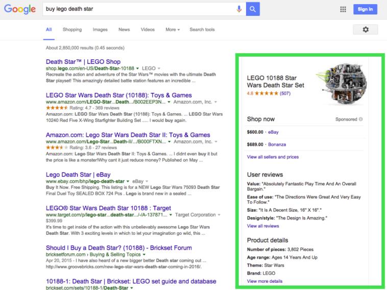 Google Tingkatkan Gambar Iklan Dalam Pencarian
