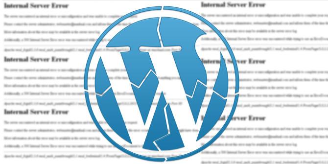 Kesalahan Yang Sering Dilakukan Pengguna Situs WordPress