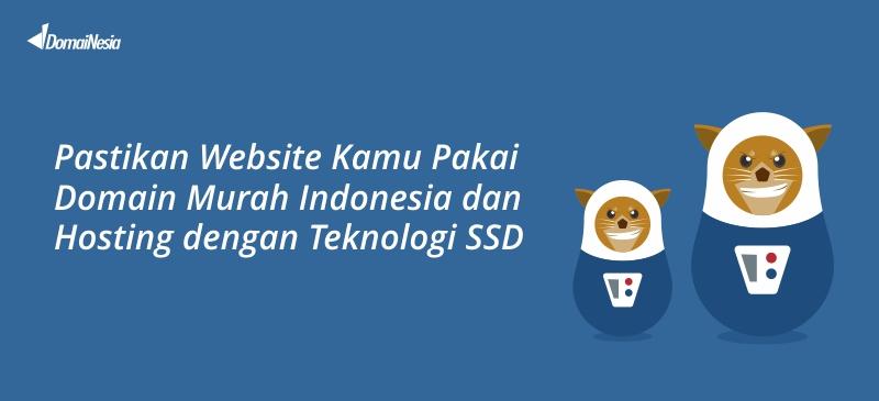 DomaiNesia Web Hosting Murah Indonesia