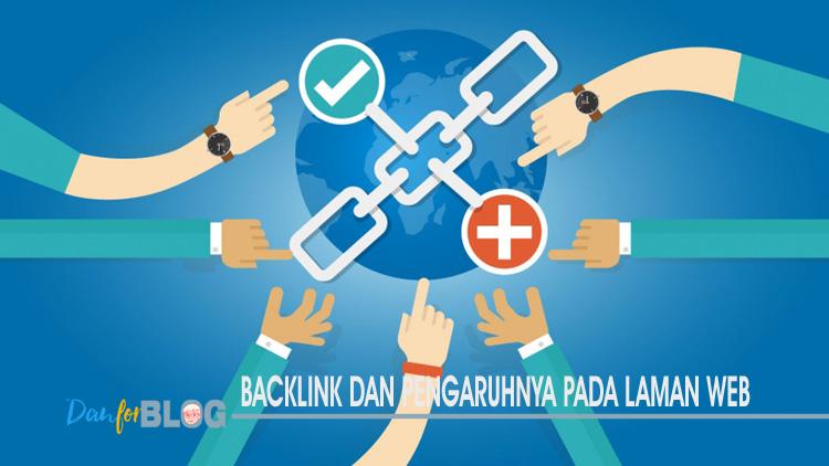 Backlink dan Pengaruhnya Pada Laman Web