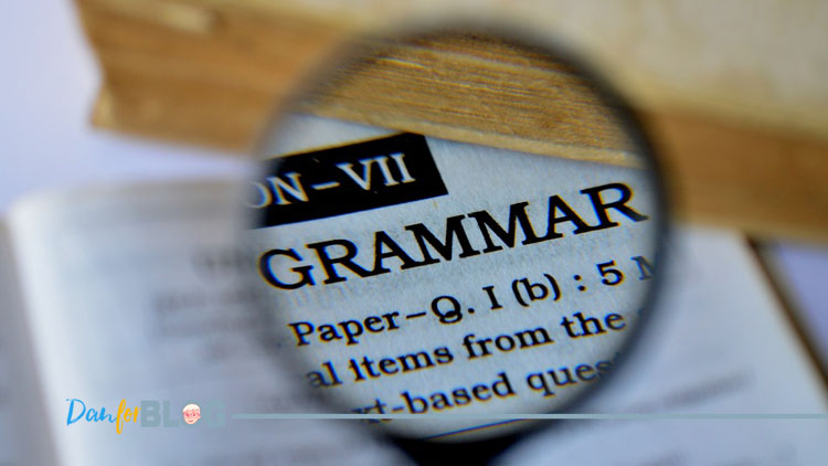Belajar Tata Bahasa yang Baik