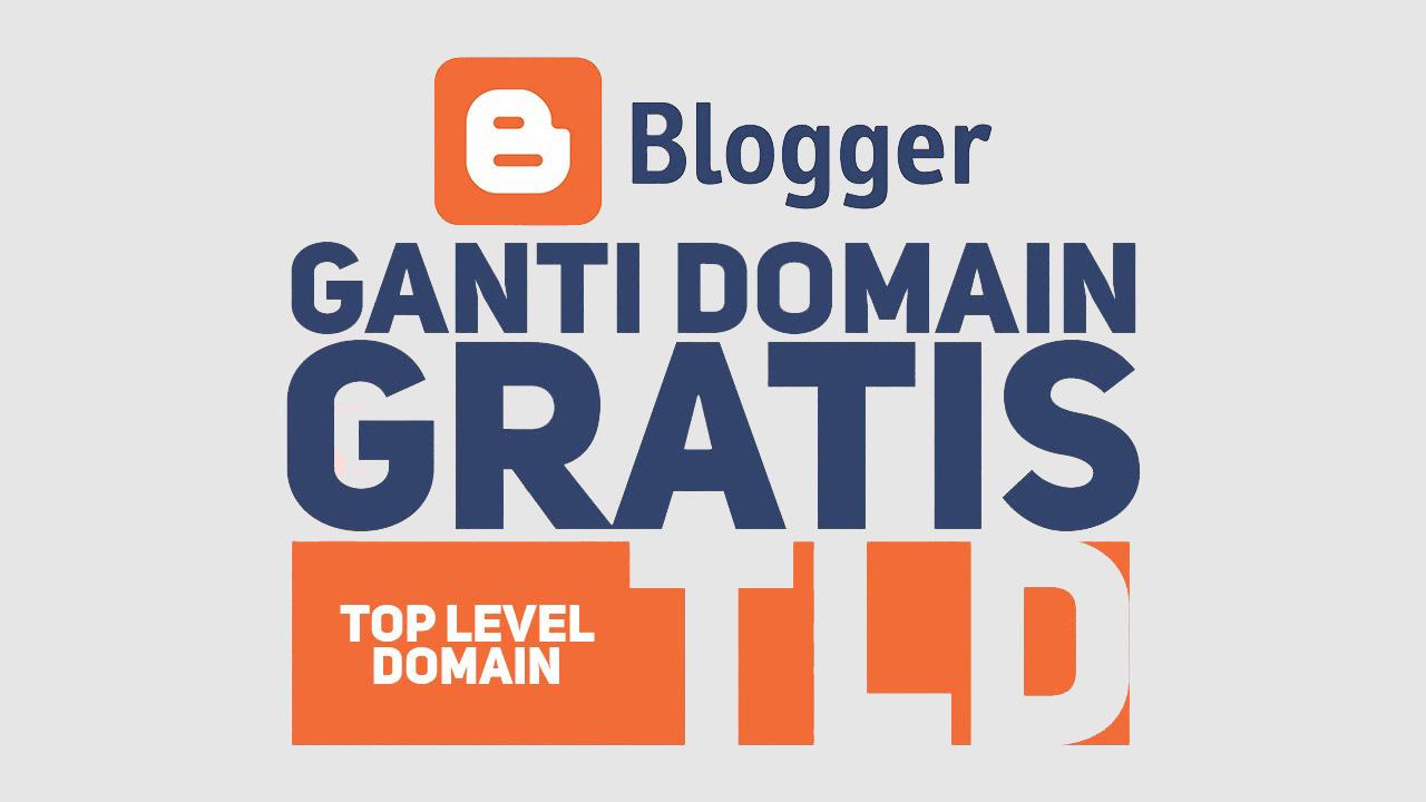 Perlukah Menggunakan Domain TLD Untuk BlogSpot