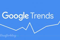 CARA Menggunakan Google Trends Untuk Membuat Postingan di Blog Anda